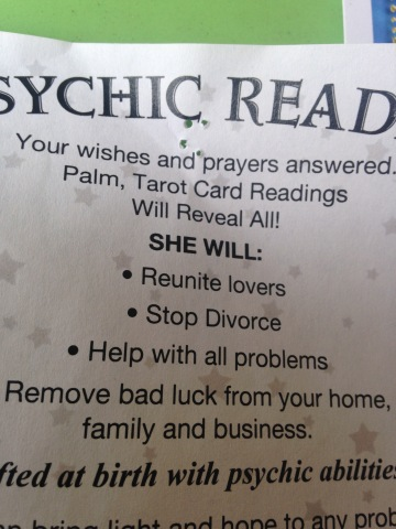 How to Spot a Scamming Psychic – Laughing Soul
